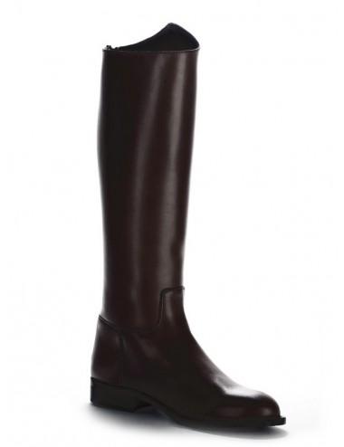 Bottes équitation sur mesure - Bottes équitation cuir noir sur mesure