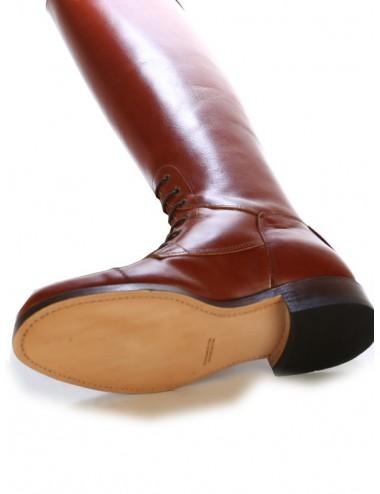 Bottes homme grande taille - Grandes Tailles - Bottes équitation cuir