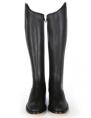 Bottes équitation - Bottes équitation classiques cuir noir