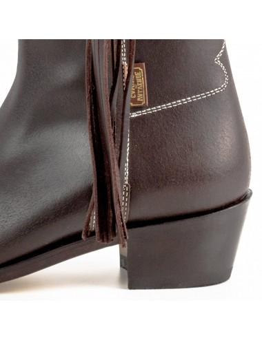Bottes cavalières - Bottes cavalières espagnoles cuir femme
