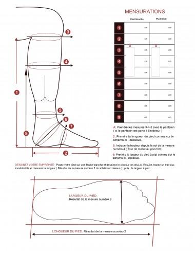 Fabrication sur mesure - Extra