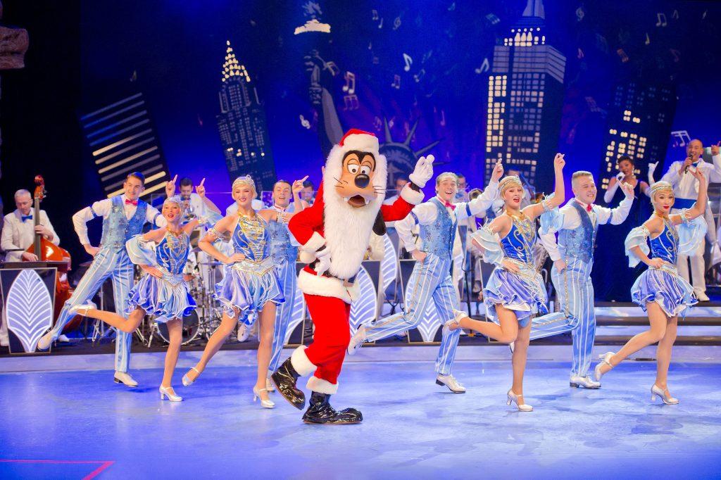 MICKEY CHRISTMAS BAND DISNEYLAND PARIS